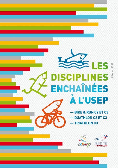 Les disciplines enchaînées à l'USEP