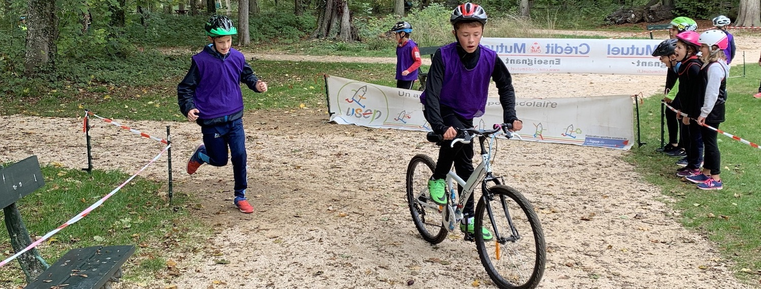 Retour sur le Bike & Run Cycle 3