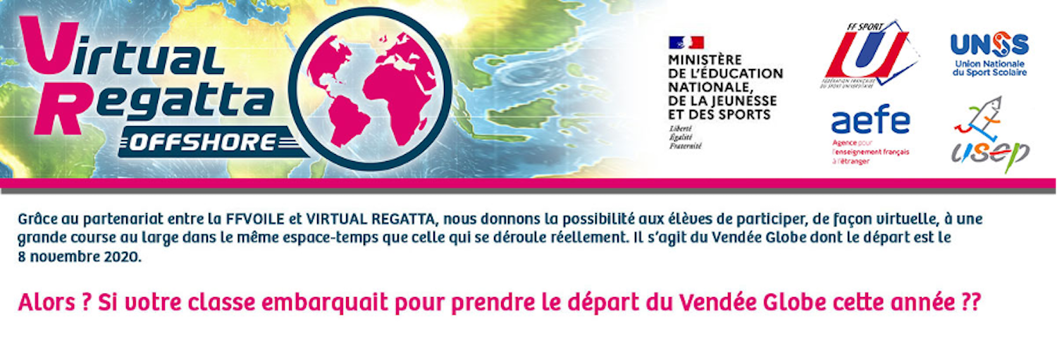 Vendée Globe Virtuel 2020