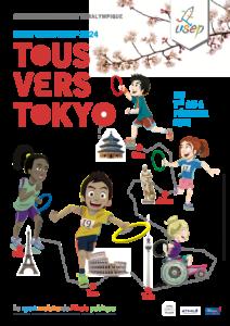 Rencontre SOP 2021 - Tous vers Tokyo @ Ecoles élémentaire Jules Ferry Genlis