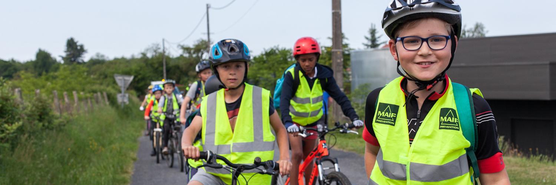 Le Ptit tour à vélo s\'est adapté, mais le Ptit tour à vélo est passé!